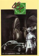 AUTOMOBILE : 48 HEURES D'AUTOMOBILES ANCIENNES DE TROYES   ANNEE 1996 - Cartes Postales