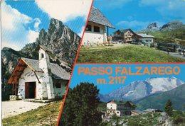 PASSO FALZAREGO M. 2117 - Vedute - Non Classificati