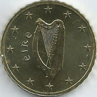 Ierland 2019  50 Cent  UNC Uit De BU  UNC Du Coffret  ZEER ZELDZAAM - EXTREME RARE  8.000 Ex !!! - Irlande