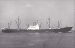 AP57 Photograph - Cargoship Brandenstein - Boats