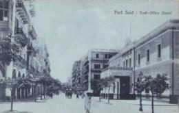 AP57 Port Said, Post Office Street - Port Said