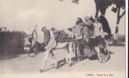 AP57 Cairo, Ready For A Drive - Cairo