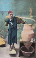 AP57 Cairo, Water Seller - Egypt