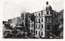 CAIRO-SHEPHEARD S HOTEL- VIAGGIATA 1950-REAL PHOTO - Cairo