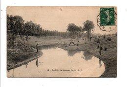 AMBULANT DE MOUSCRON A LILLE 1909 - Marcophilie (Lettres)