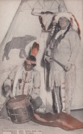 Native American Couple , 20-30s - Indiani Dell'America Del Nord