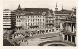 BRNO-NAMESTI MARSAILA MALINOVSKEHO-NON  VIAGGIATA - Repubblica Ceca