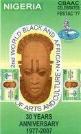 2007 NIGERIA - Arts - Nigeria (1961-...)