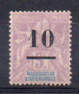 MADAGASCAR - YT N° 49 - Neuf Sg - Cote: 31,50 € - Madagascar (1889-1960)