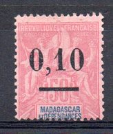 MADAGASCAR - YT N° 53 - Neuf Sg - Cote: 12,00 € - Madagascar (1889-1960)