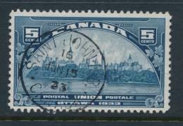 CANADA, 1933 WELL-CENTERED And FINE  UPU - Gebruikt
