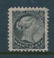 CANADA, 1882 WELL-CENTERED And Fine ½c, Cat £13 - 1851-1902 Regering Van Victoria