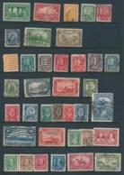 CANADA, 1927-35 Collection , Fine, Cat £104 - Gebruikt