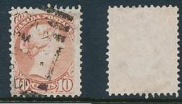 CANADA, 1889 10c Brownish Red (2nd Ottawa Print) , Fine, Cat £42 - 1851-1902 Regering Van Victoria
