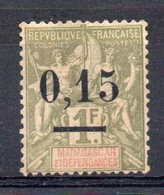 MADAGASCAR - YT N° 55 - Neuf Sg - Cote: 20,00 € - Madagascar (1889-1960)