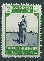 Ifni Sueltos 1943 Edifil 17 ** Mnh - Ifni