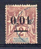 MADAGASCAR - YT N° 51 - Cote: 14,00 € - Gebruikt