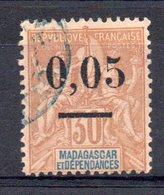 MADAGASCAR - YT N° 52 - Cote: 14,00 € - Gebruikt