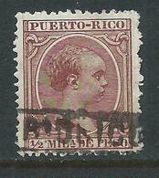 Puerto Rico Sueltos 1894 Edifil 102 O - Puerto Rico