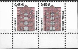 2002 Allem Fed. Deutschland     Mi. 2299** MNH  Sehenswürdigkeiten: Tönninger Packhaus - [7] République Fédérale
