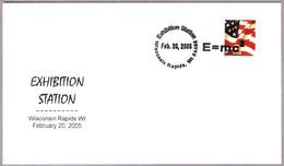 EXHIBITION STATION - EINSTEIN - RELATIVIDAD. Wisconsin Rapids WI 2005 - Física