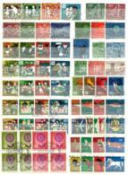 Alemania Federal 60 Series En Usado - [7] República Federal