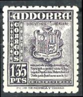 Andorra Española Nº 55 En Nuevo - Andorra Española