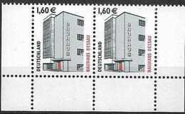 2002 Allem Fed. Deutschland     Mi. 2302** MNH  Sehenswürdigkeiten: Bauhaus, Dessau - [7] République Fédérale