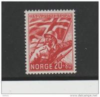 Nor Mi.Nr. 236/- NORWEGEN - Norske Legion 1941 ** - Noruega