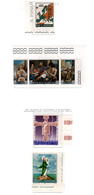 1967 - SAINT-MARIN - SAN MARINO - Catg. Unif. 731+739/741+754+742 - NH - (SM2017.26...) - San Marino