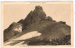 04 JAUSIERS -Les Alpes Pittoresques Montagne - Le Pas De La Cavalle  (214) - Frankrijk