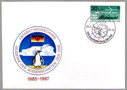 PROGRAMA DE INVESTIGACION ANTARTIDA 1985-86. Potsdam 1985 - Programas De Investigación