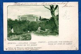 Grece --  Entier Postal  - Pour Cavagnac  -  6 Oct 1902 - Enteros Postales