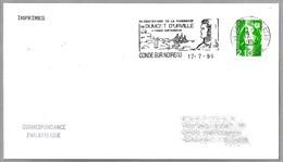 200 Años Nacimiento DUMONT D'URVILLE. Conde Sur Noireau 1990 - Polar Exploradores Y Celebridades