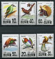 Korea 1993 Corea / Birds MNH Vögel Aves Oiseaux / Cu4230  40-22 - Pájaros