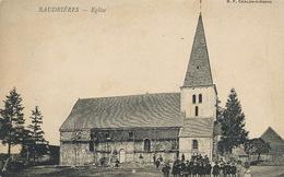 Baudrières Eglise  Maçons Refection - Autres Communes