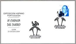 Exposicion Hispano-Portuguesa - XI Cuenca Del Duero - GALLO - ROOSTER. Leon 2004 - Granjas