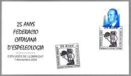 25 Años FEDERACION CATALANA DE ESPELEOLOGIA - SPELEOLOGY. Espluges De Llobregat 2004 - Geología