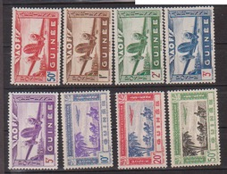 GUINEE            N° YVERT    PA    10/17  NEUF SANS CHARNIERES     ( Nsch   1/36 ) - French Guinea (1892-1944)