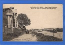 60 OISE - PONT SAINTE MAXENCE  Entrée De L'Usine De La Soudure Autogène Française (voir Descriptif) - Pont Sainte Maxence