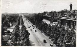 THE MALL LONDON- VIAGGIATA 1948 - Buckingham Palace