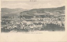 CPA - France - (88) Vosges - Saint-Die - Vue Générale - Saint Die