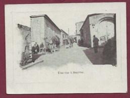 160719 - CHROMO - Une Rue à Smyrne - TURQUIE - Aux Deux Passages Lyon - Other