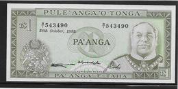 Tonga - 1 Pa'Anga - Pick N°19c - NEUF - Tonga