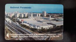 Privée PANASONIC - Singapour