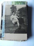 Unknown Photo Postcard Father Mother And Child - Postkaarten