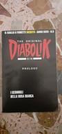 Diabolik - I Germogli Della Rosa Bianca (prologo) - Diabolik