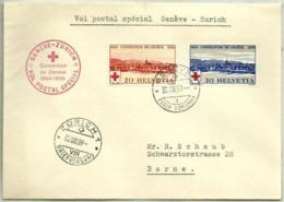 Suiza En Sobre - Suiza