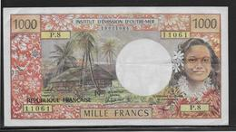 Tahiti - 1000 Francs - Pick N°27d - SUP - Andere - Oceanië