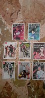 8 Figurine Panini Giro D'Italia 2018 - Edizione Italiana